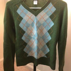 J.Crew Lambs Wool Sweater - Size S